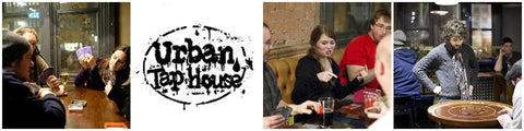 Urban Tap House board game bar in Cardiff