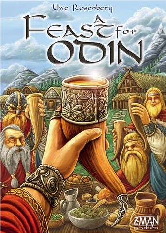 A Feast for Odin board game at Spiel 2016