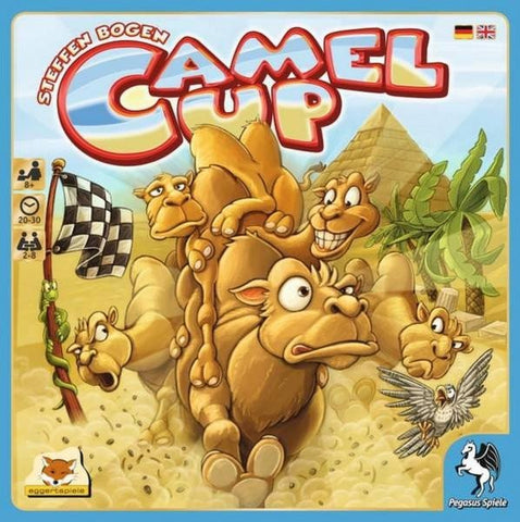 Camel Up family game