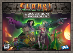 clank acquisitions
