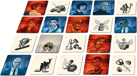 Codenames Pictures cards