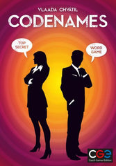 Codenames board game for students and parties