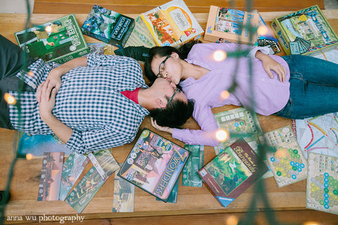 The best two player board games for date night. Two player board games