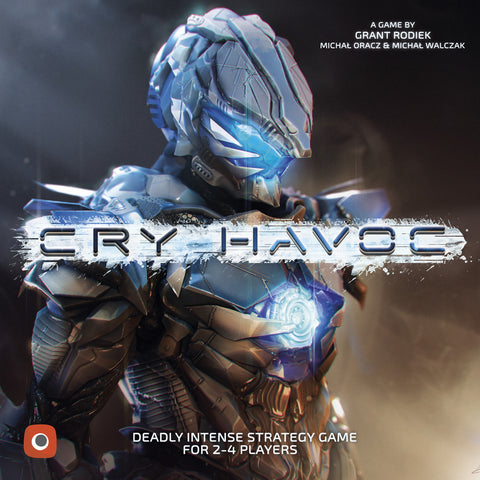 Cry Havoc board game