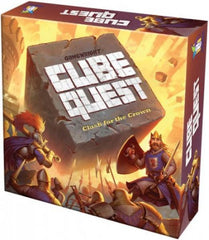 Cube Quest, the family board game