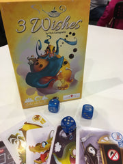 3 wishes board game