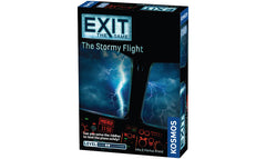 exit stormy flight