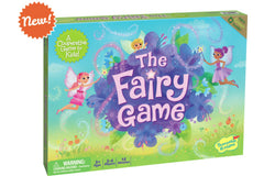 The Fairy Game kids board game