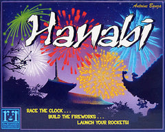 Hanabi, a cooperative card game for students