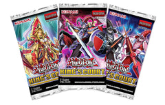 ygo kings court boosters