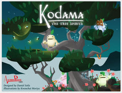 Kodama The Tree Spirits, a family board game