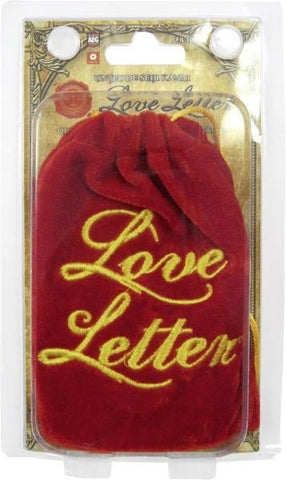 Love Letter card game for students or couples