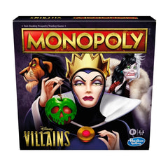 monopoly disney villains