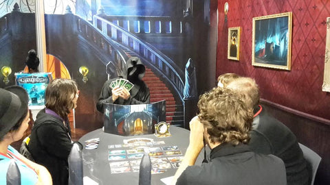 Mysterium being played