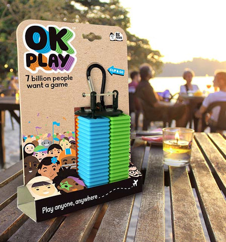 OK Play game - family gifts for Christmas