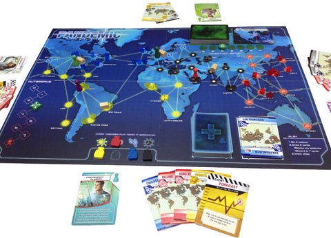 Buy Pandemic the board game from Rules of Play