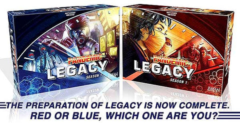 Buy the new Pandemic Legacy from Rules of Play