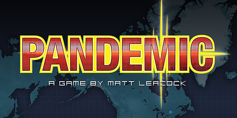 Buy the Pandemic board game from Rules of Play