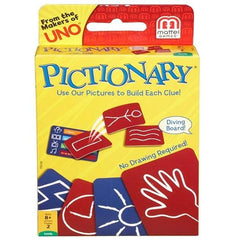 pictionary card game 2020