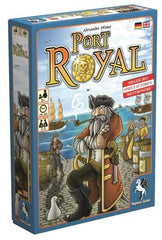 Port Royal card game for family holidays