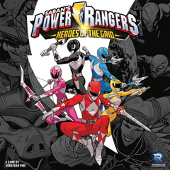 power rangers grid