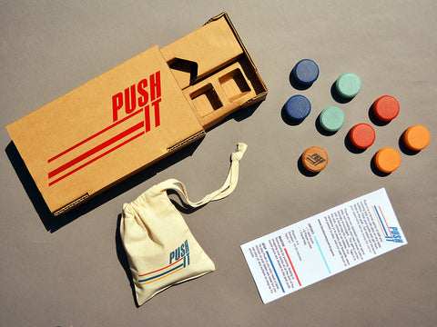 Push It board game