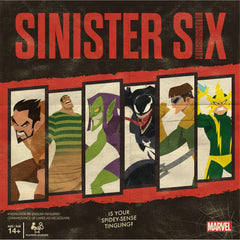 marvel sinister six