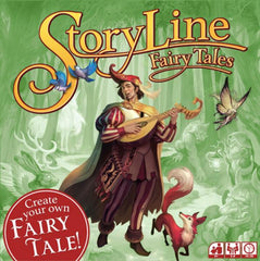Storylines: Fairy Tales game for kids