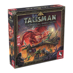 talisman 4th ed