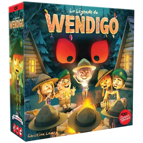 The Legend of the Wendigo Game