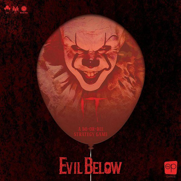 It Evil Below [ 10% Pre-order discount ]