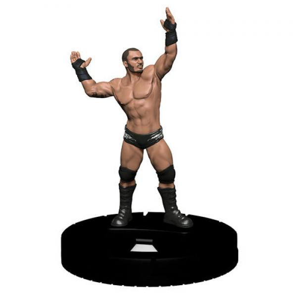 UNIT WWE HeroClix: Randy Orton Expansion Pack W2 [ Pre-order ]