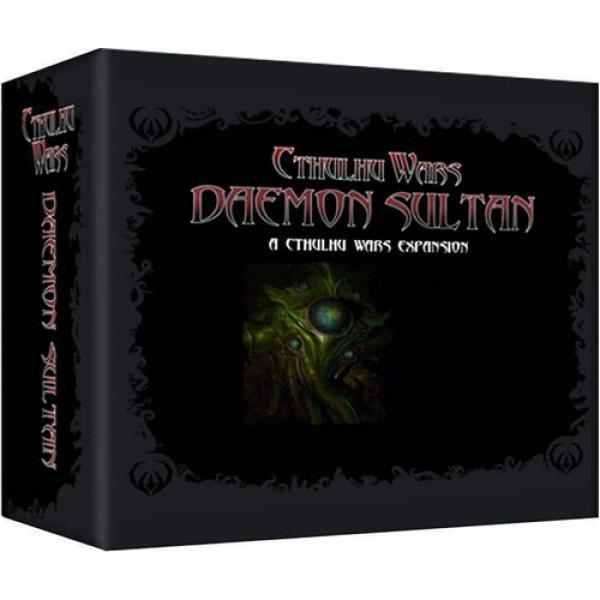 The Daemon Sultan Faction Exp: Cthulhu Wars [ Pre-order ]