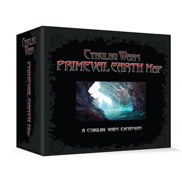 Primeval Map Exp: Cthulhu Wars [ Pre-order ]