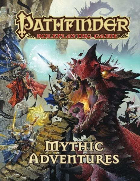 Pathfinder RPG Mythic Adventures