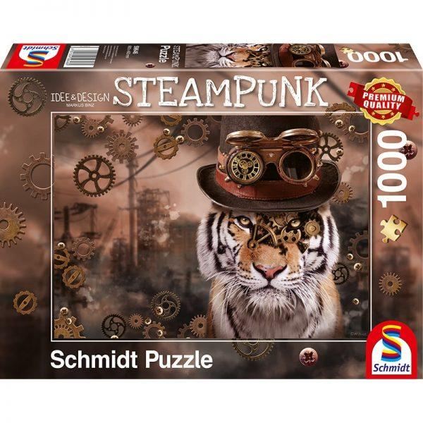 Markus Binz: Steampunk Tiger (1000pc)