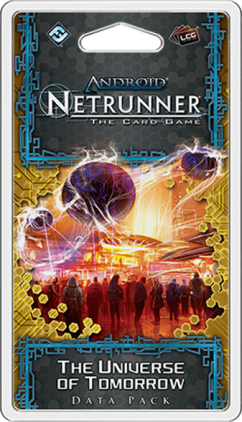 Netrunner LCG: The Universe of Tomorrow Data Pack