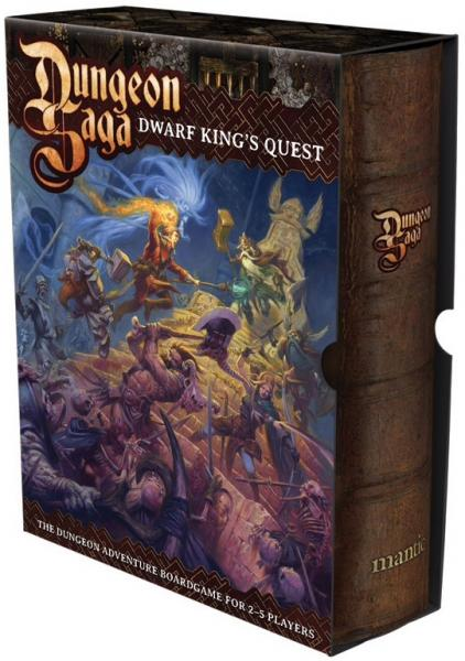 Dungeon Saga The Dwarf King's Quest