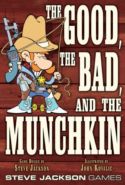 Munchkin: The Good The Bad and the Munchkin