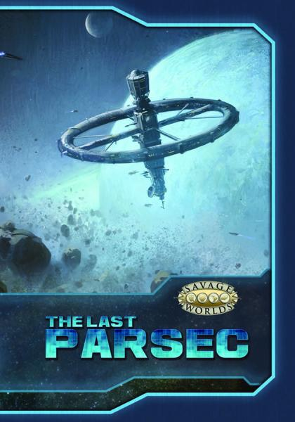 Savage Worlds: The Last Parsec Core Book Limited Edition