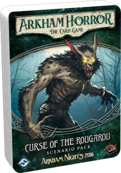 Arkham Horror LCG: Curse of the Rougarou – Scenario Pack