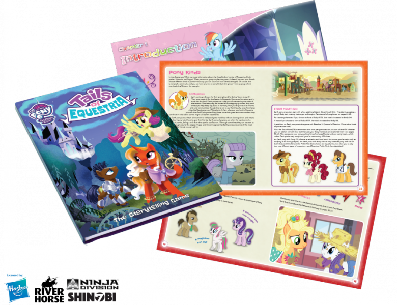 My Little Pony (MLP) RPG: Tails of Equestria