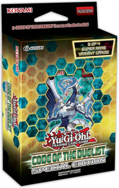 YGO Code of the Duelist Special Edition