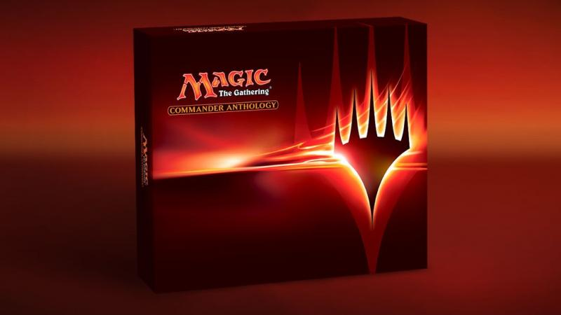 MTG Commander Anthology