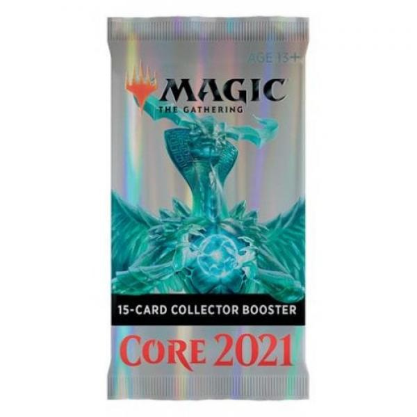 MTG: Core Set 2021 (3x) Collector Booster Offer