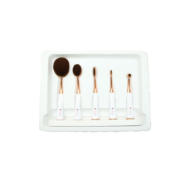 Character Rose Gold 5 brush set - B019