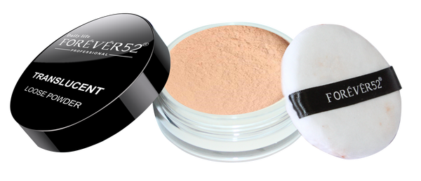 Translucent Matte Loose Powder - GLM005