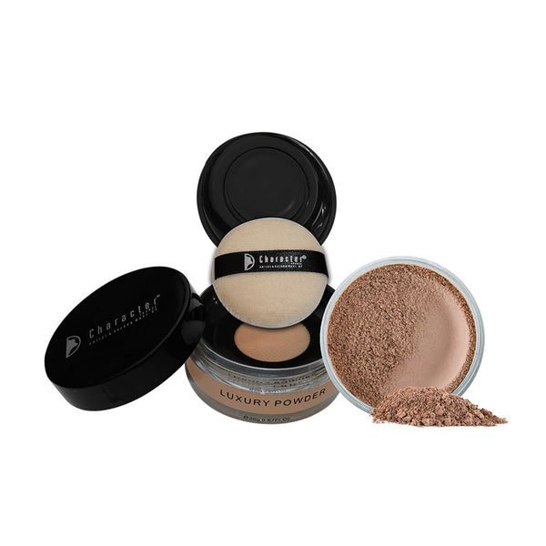 Character Luxury Powder - LP004