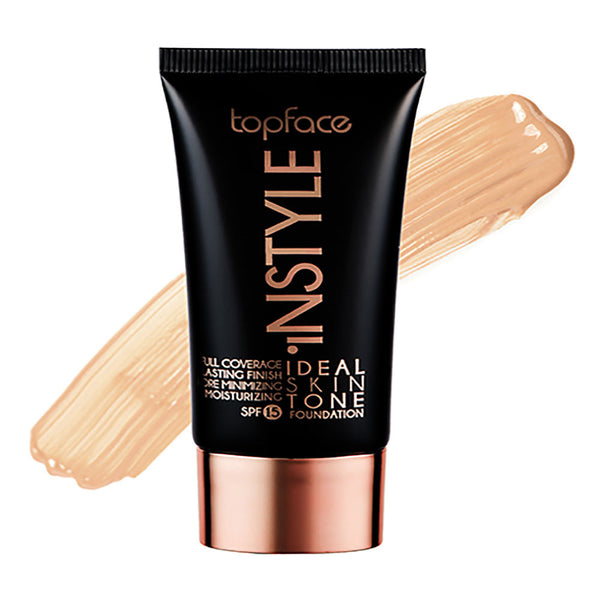 Topface Ideal Skintone Foundation SPF-15 PT458-005