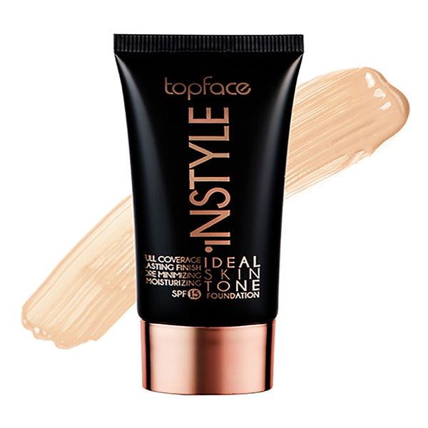 Topface Ideal Skintone Foundation SPF-15 PT458-006